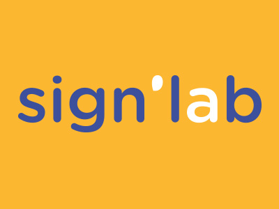 logo Sign'lab