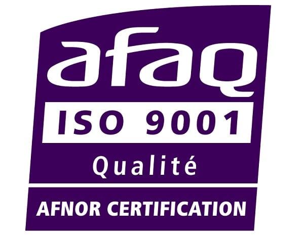 L'usine Semios certifiée ISO 9001